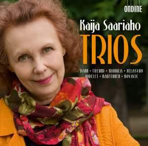 Kaija Saariaho: Trios
