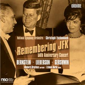 Remembering JFK: 50th Anniversary Concert Product Image