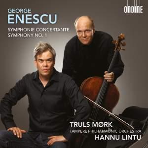 Enescu: Symphonie Concertante & Symphony No. 1 Product Image