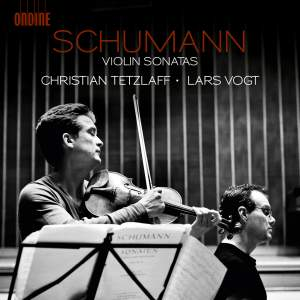 Schumann: Sonatas for Violin and Piano Product Image