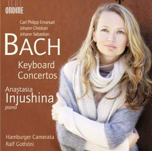 Bach: Keyboard Concertos Product Image