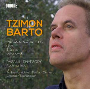 Tzimon Barto: Paganini Variations