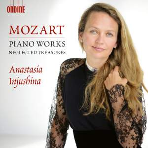 Mozart: Piano Works - Neglected Treasures Product Image