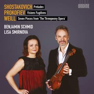 Benjamin Schmid & Lisa Smirnova Product Image