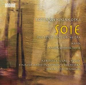Lotta Wennäkoski: Soie