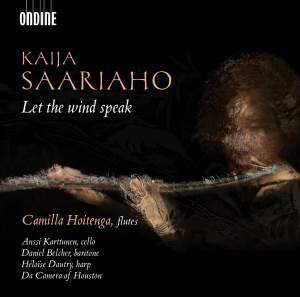 Kaija Saariaho: Let The Wind Speak Product Image