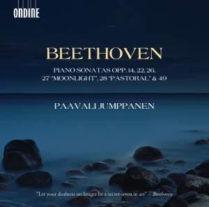 Beethoven: Piano Sonatas Volume 3 Product Image