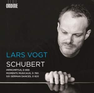 Lars Vogt plays Schubert