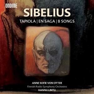 Sibelius: Tapiola, En Saga & 8 Songs