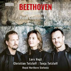 Beethoven: Triple Concerto & Piano Concerto No. 3