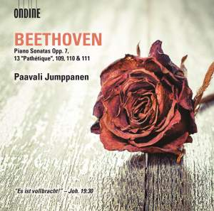Beethoven: Piano Sonatas Volume 5