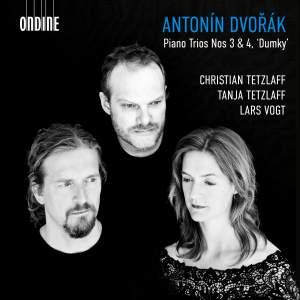 Dvorak: Piano Trios Nos. 3 & 4 Product Image