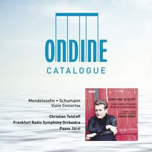 Mendelssohn & Schumann Violin Concertos
