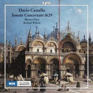 Castello, D: Sonata secunda from 'Sonate concertate in stil moderno, libro secondo'