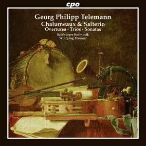 Telemann: Chalumeaux & Salterio Product Image