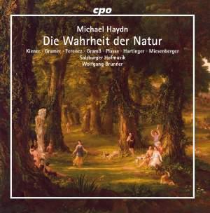 Haydn, M: Die Wahrheit der Natur, MH118