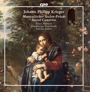 Johann Philipp Krieger: Sacred Concertos