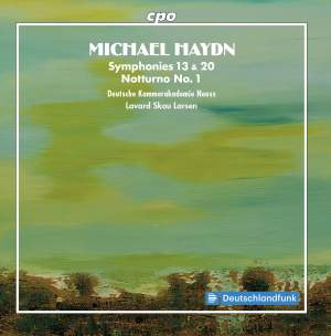 Haydn: Symphonies Nos. 13 & 20