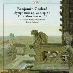 Benjamin Godard: Symphony No. 2, Trois Morceaux & Symphonie gothique