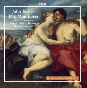 John Eccles: The Mad Lover