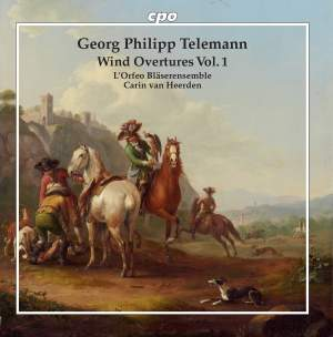 Telemann: Wind Overtures Vol. 1 Product Image