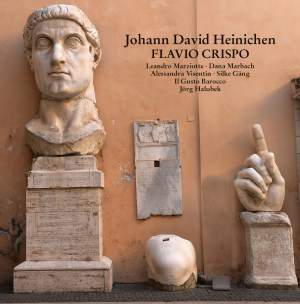 Heinichen: Flavio Crispo Product Image