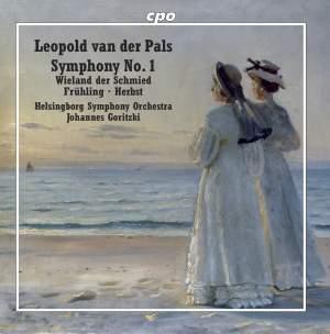 Leopold van der Pals: Symphony No. 1