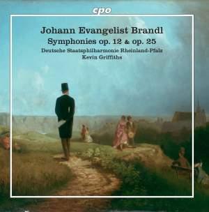 Brandl: Symphony Op. 12 & Op. 25