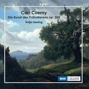 Czerny: 'Die Kunst des Präludierens', Op. 300