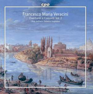 Veracini: Overtures & Concerto, Vol. 2 Product Image