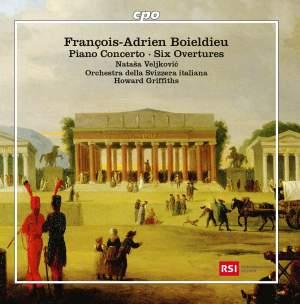 Boieldieu: Piano Concerto & Six Overtures