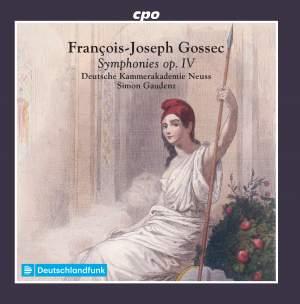 Gossec: Symphonies, Op. 4