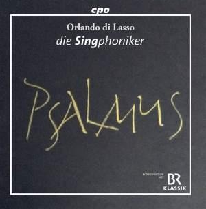 Orlando di Lasso: Psalmus Product Image