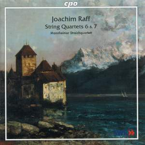 Joachim Raff - Complete String Quartets Volume 1