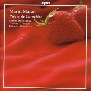 Marin Marais - Pièces de Caractère