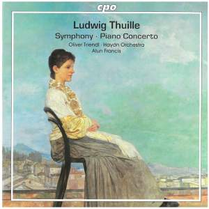 Thuille: Piano Concerto & Symphony in F major Product Image