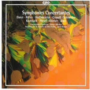 Symphonies Concertantes Product Image