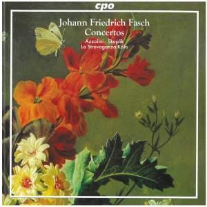 Johann Friedrich Fasch - Concertos