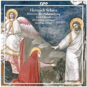 Schütz - Historia der Auferstehung Jesu Christi