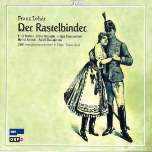 Lehár: Der Rastelbinder (The Apprentice Tinker)