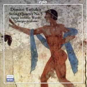 Terzakis: String Quartet No. 5, etc.
