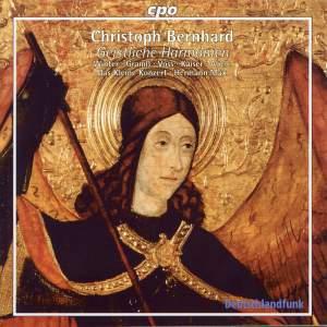 Christoph Bernhard - Geistliche Harmonien