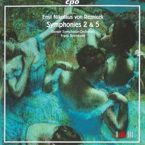 Reznicek - Symphonies