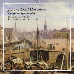 Johan Ernst Hartmann - Complete Symphonies