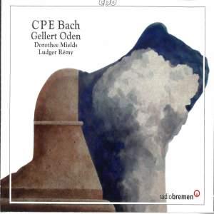 Bach, C P E: Gellert Oden