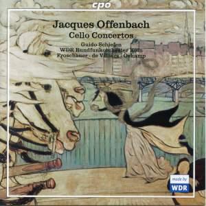 Jacques Offenbach - Cello Concertos