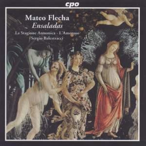 Mateo Flecha - Ensaladas