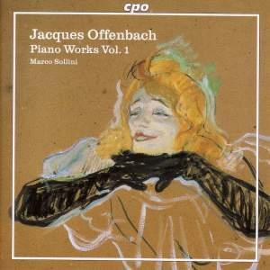 Offenbach - Piano Works Volume 1