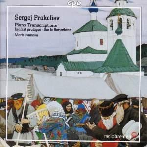 Prokofiev - Piano Transcriptions