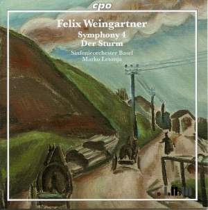 Felix Weingartner - Symphonic Works Volume 2